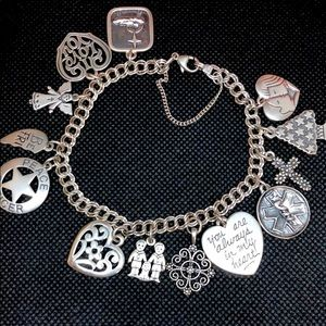 James Avery Charms Bracelet